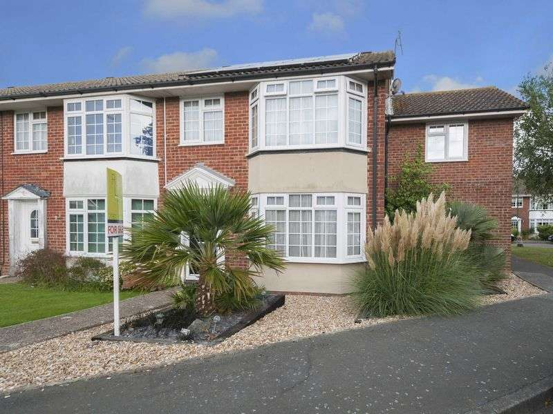 4 Bedrooms Terraced House for sale in Brierley Gardens, Lancing