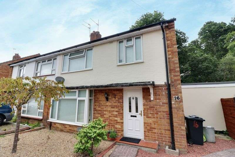 3 Bedrooms Semi Detached House for sale in Wait End Road, Waterlooville