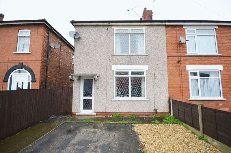 2 Bedrooms Semi Detached House for sale in Churchfield Road, Scunthorpe, DN16