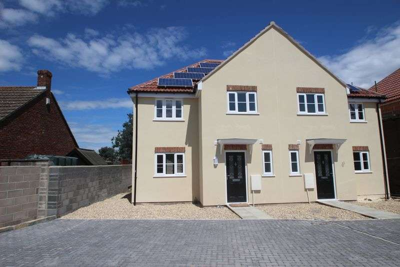 4 Bedrooms Semi Detached House for sale in Oxenpill, Meare