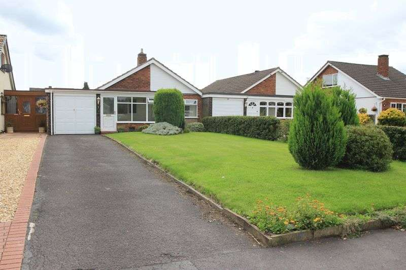 2 Bedrooms Semi Detached Bungalow for sale in Greenhill Lane, Stafford