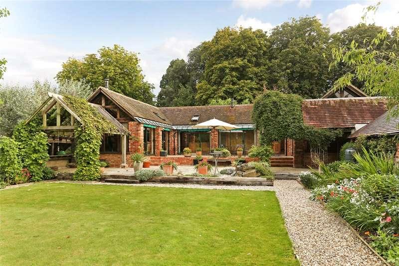 3 Bedrooms Detached House for sale in Deerhurst, Gloucester, Gloucestershire, GL19