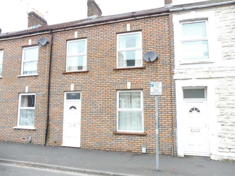 3 Bedrooms Terraced House for sale in Diamond Street, Splott, Cardiff