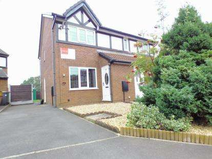 2 Bedrooms Semi Detached House for sale in The Campions, Lea, Preston, Lancashire