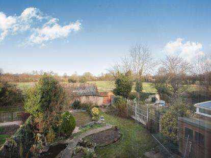 4 Bedrooms Detached House for sale in Laneside Drive, Hinckley, Leicestershire