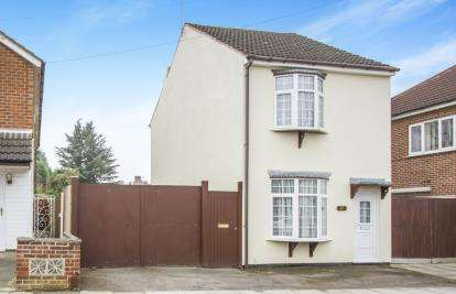 3 Bedrooms Detached House for sale in Fairfax Road, Leicester, Leicestershire