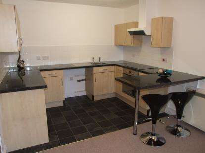 2 Bedrooms Flat for sale in Sovereign Court, Loughborough, Leicestershire