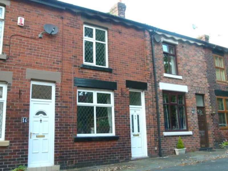 2 Bedrooms Terraced House for sale in Heaviley Grove, Horwich, Bolton