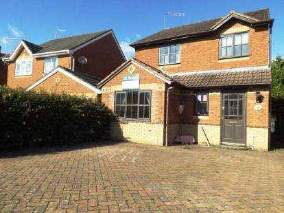 3 Bedrooms Detached House for sale in St. Davids Drive, Evesham, Worcestershire