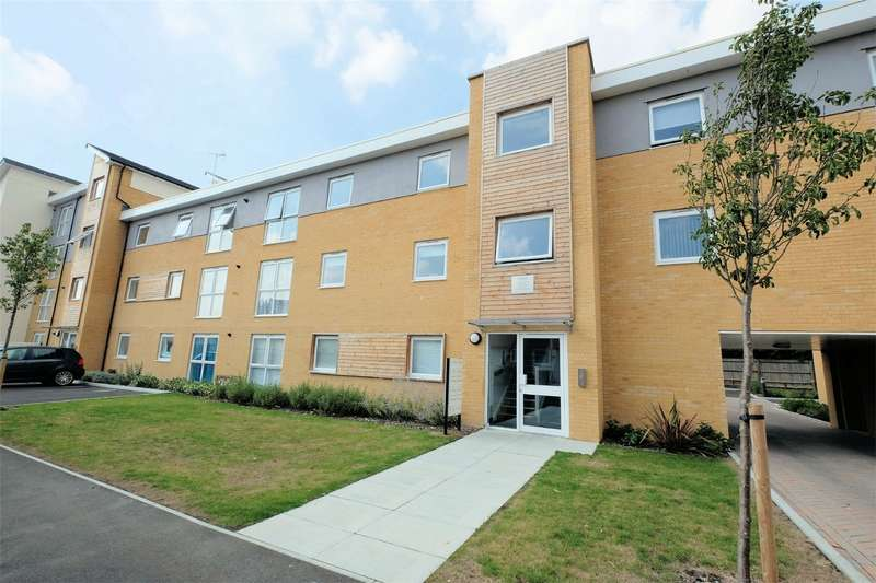 2 Bedrooms Flat for sale in Olympia Way, Whitstable, Kent