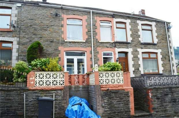 3 Bedrooms Terraced House for sale in Consort Street, Mountain Ash, Mid Glamorgan