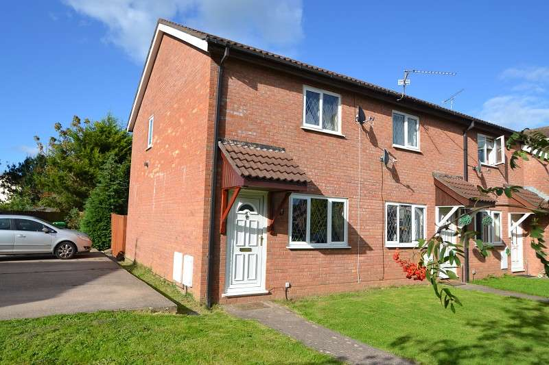 2 Bedrooms End Of Terrace House for sale in Spring Grove, Thornhill, Cardiff. CF14 9DL