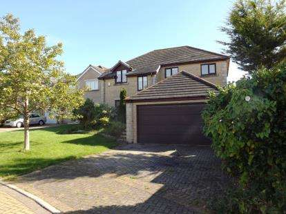 5 Bedrooms Detached House for sale in Croftland Gardens, Bolton Le Sands, Carnforth, Lancashire, LA5
