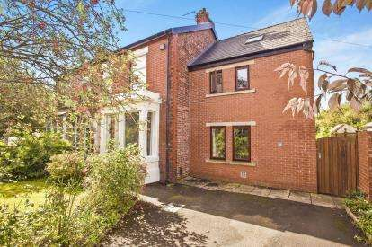 6 Bedrooms Semi Detached House for sale in Cromwell Road, Ribbleton, Preston, Lancashire, PR2
