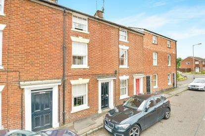 2 Bedrooms Terraced House for sale in Caldecote Street, Newport Pagnell, Bucks, Buckinghamshire