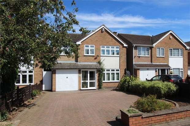 4 Bedrooms Detached House for sale in Broad Lane, COVENTRY