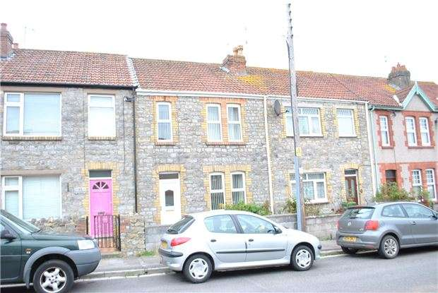 3 Bedrooms Terraced House for sale in Sherwood Road, Keynsham, BRISTOL, BS31 1DA