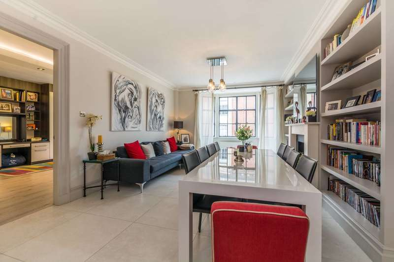 2 Bedrooms Flat for sale in Rossetti House, Marylebone, W1W