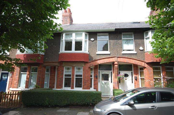 3 Bedrooms Terraced House for sale in Braunton Road, Aigburth, Liverpool, L17