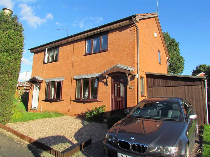 2 Bedrooms Property for sale in Turners Close, Worcester