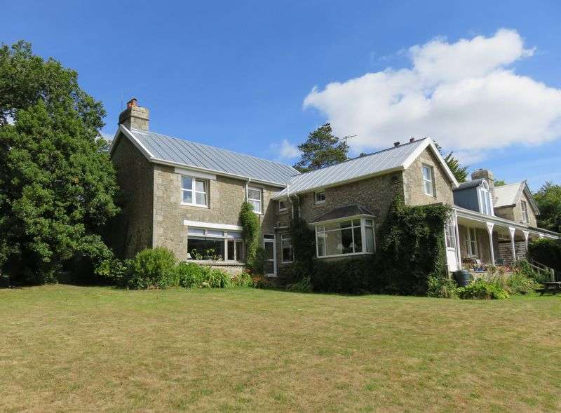 6 Bedrooms Semi Detached House for sale in Murchington, Near Chagford