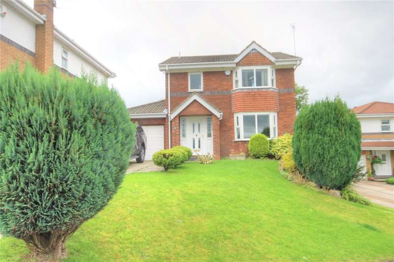 3 Bedrooms Detached House for sale in Briarside, Blackhill, Consett, DH8
