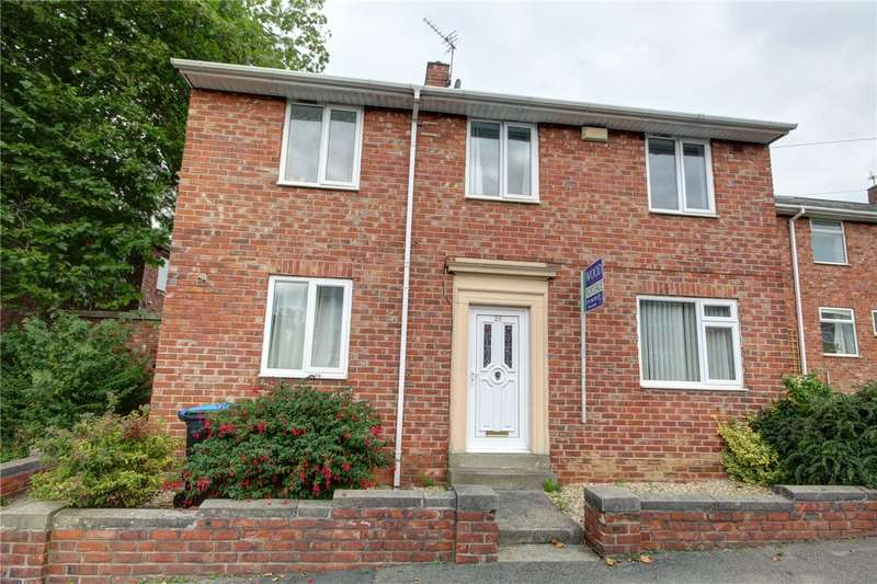 3 Bedrooms End Of Terrace House for sale in Montgomery Road, Gilesgate, Durham, DH1