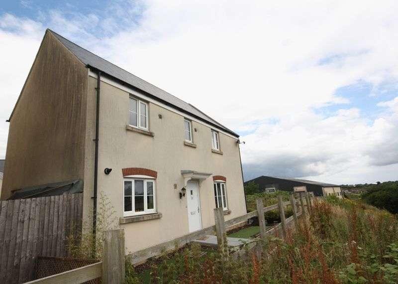 3 Bedrooms Semi Detached House for sale in Upper Court, Radstock
