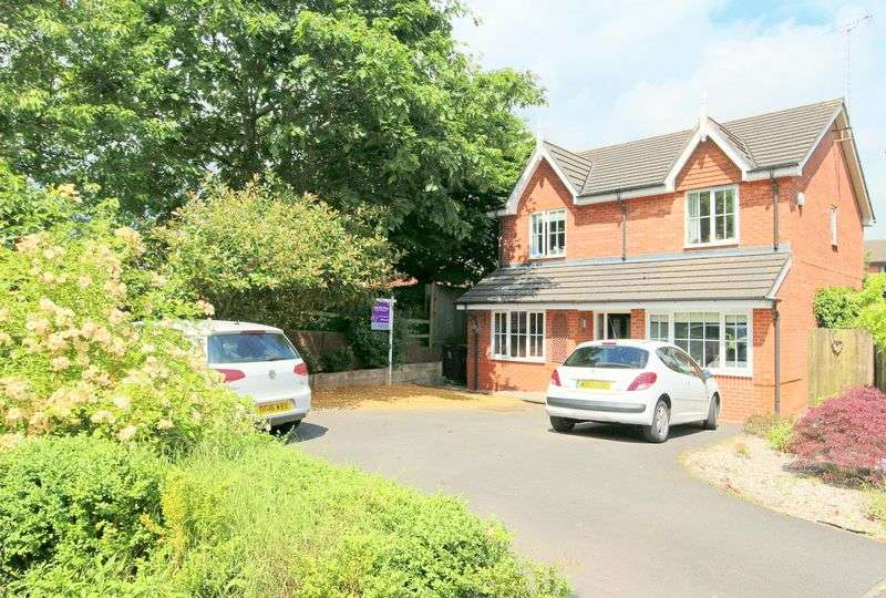 4 Bedrooms Detached House for sale in Eaton Way, Audlem