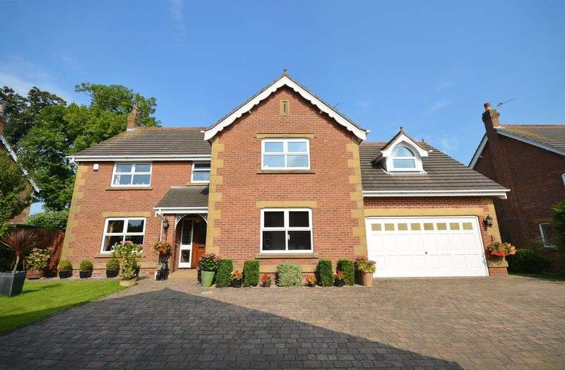 4 Bedrooms Detached House for sale in 3 The Orchard, Little Eccleston, Preston, PR3 0YX