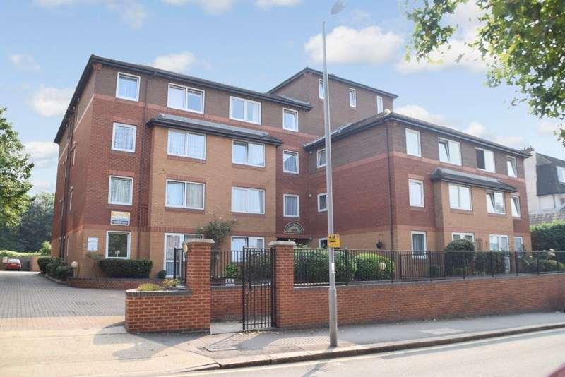 1 Bedroom Retirement Property for sale in Parish Court (Surbiton), Surbiton, KT6 4PL
