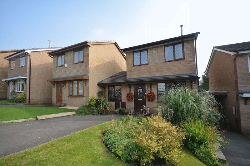 2 Bedrooms Detached House for sale in Limewood Close, Accrington