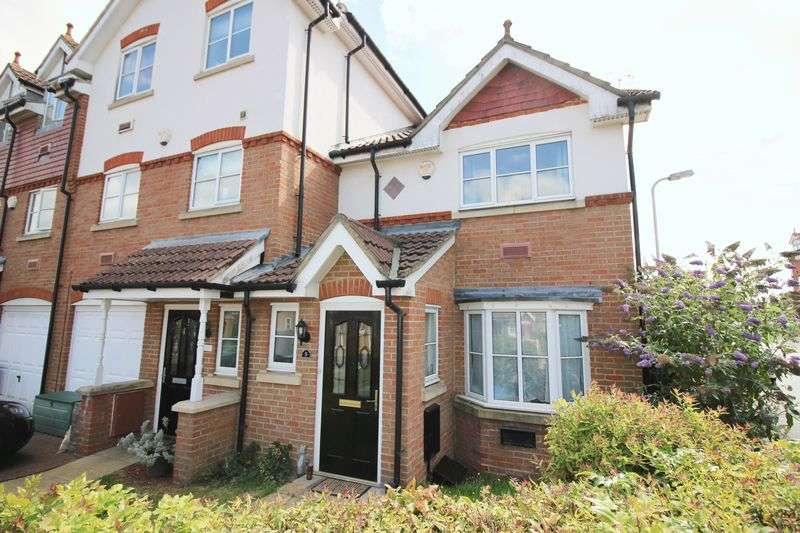3 Bedrooms Terraced House for sale in Lewis Mews, Snodland