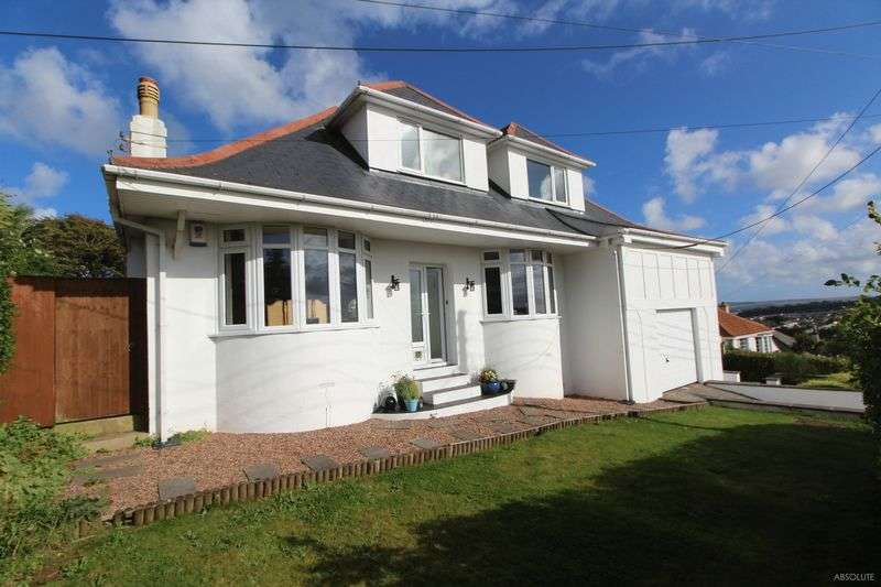 4 Bedrooms Detached House for sale in Pines Road, Paignton