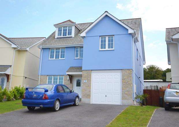 5 Bedrooms Detached House for sale in Mayfield, Station Road, Kelly Bray, Callington