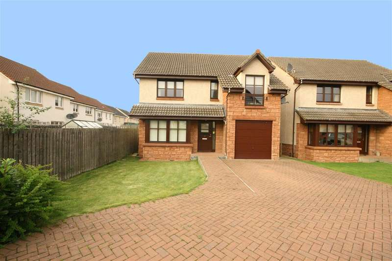 4 Bedrooms Detached House for sale in Campbell Place, Falkirk