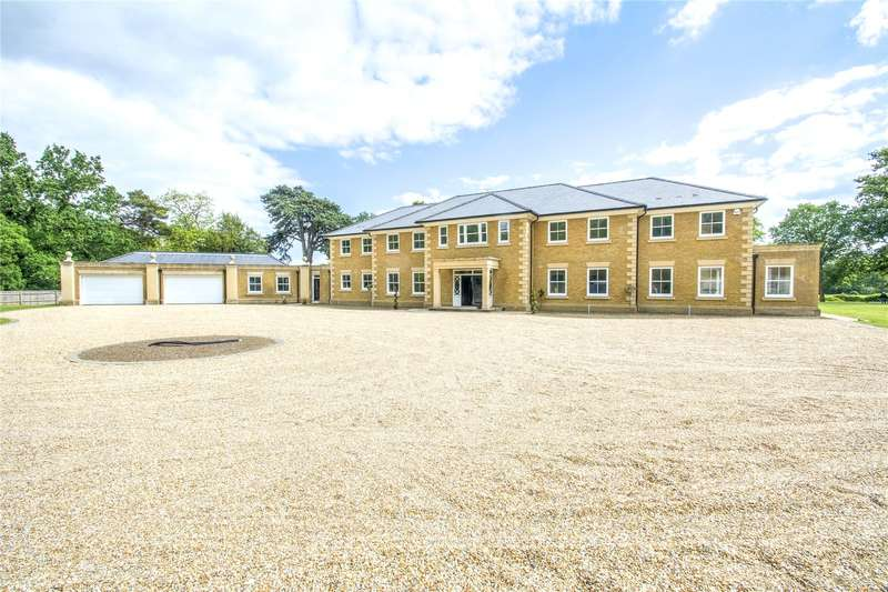 7 Bedrooms Detached House for sale in Binsted, Arundel, BN18