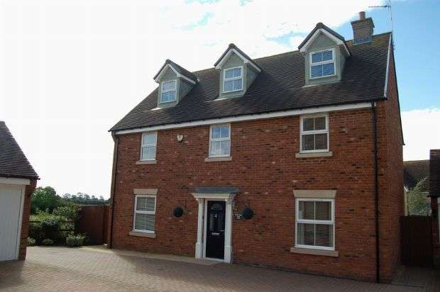5 Bedrooms Detached House for sale in Cross's Grange, Hartwell, Northampton NN7 2FD