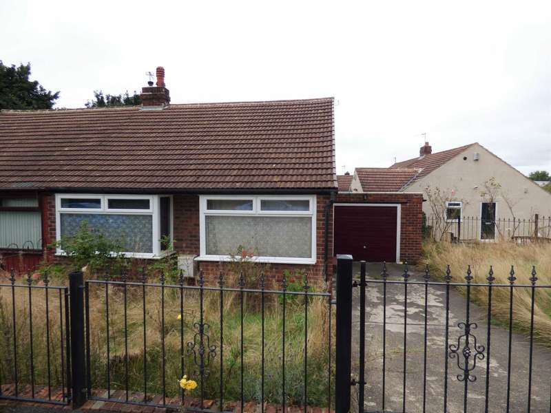 2 Bedrooms Semi Detached Bungalow for sale in Spring Garden Lane, Ormesby
