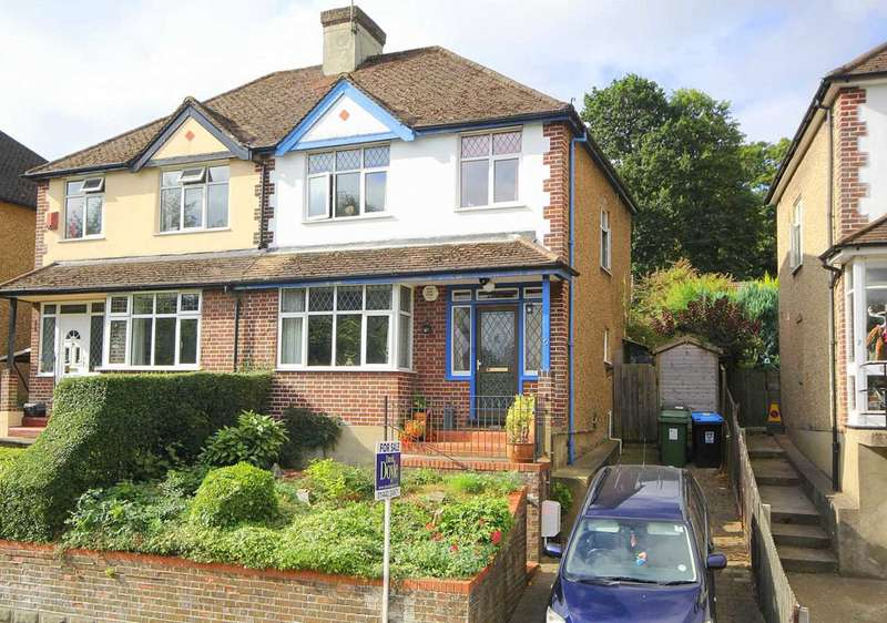 3 Bedrooms Semi Detached House for sale in NR APSLEY STATION, Shendish Edge, Hemel Hempstead