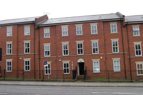 2 Bedrooms Flat for sale in Upper Parliament Street, Liverpool