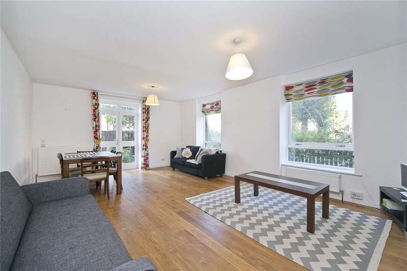 3 Bedrooms Flat for sale in Banbury House, South Hackney, E9