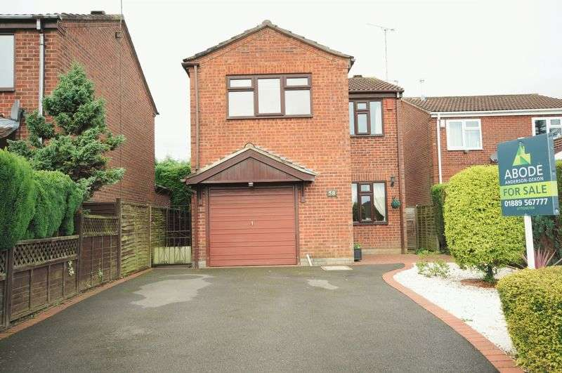 3 Bedrooms Detached House for sale in Charminster Road, Meir Park, Stoke on Trent