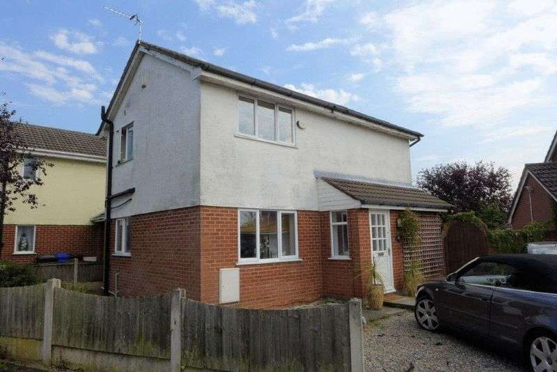3 Bedrooms Detached House for sale in Hopefold Drive, Extended detached house on a sought after development!
