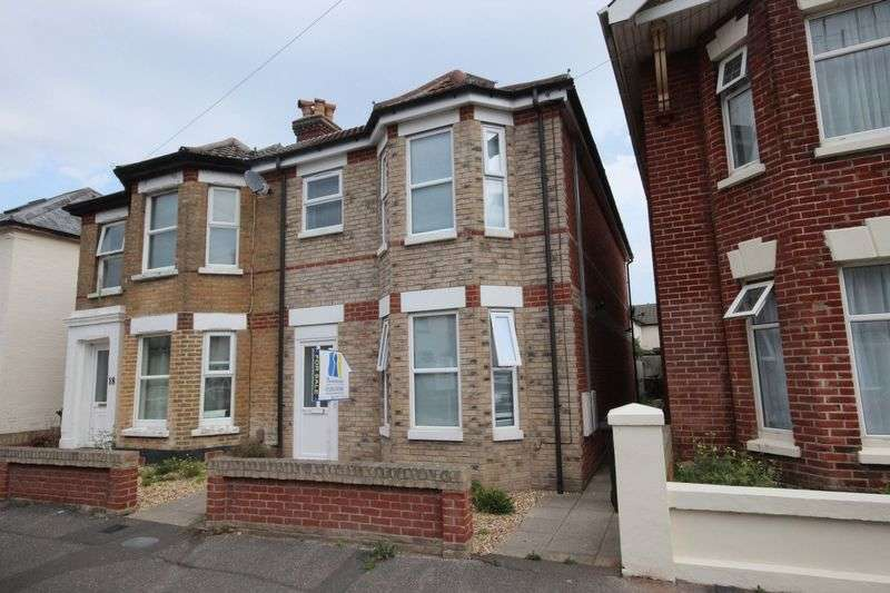 1 Bedroom Flat for sale in Rosebery Road, Pokesdown, Bournemouth