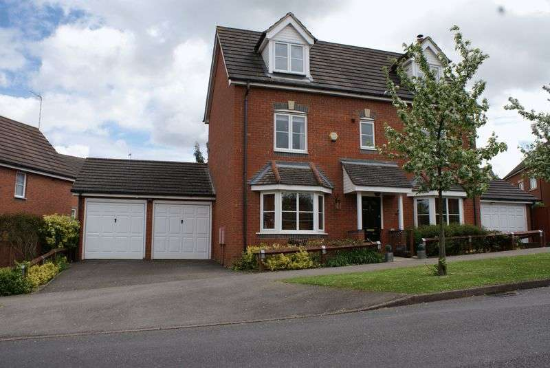 5 Bedrooms Detached House for sale in The Haystack, Daventry, NN11 0NZ