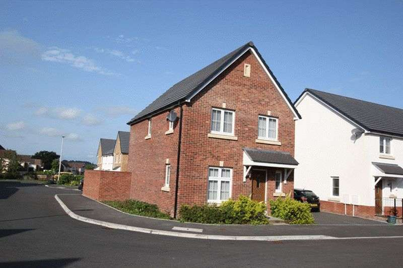 3 Bedrooms Detached House for sale in LLANGUNNOR, CARMARTHEN