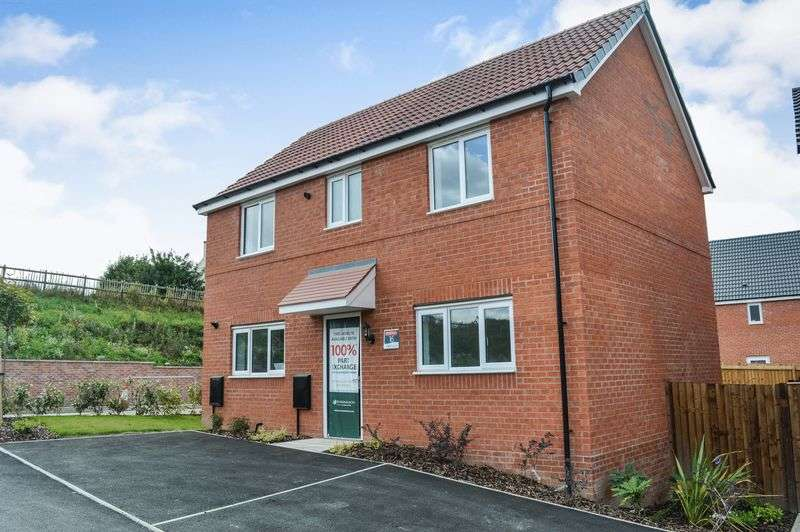 3 Bedrooms Detached House for sale in Weavers View, Pleasley Hill, Mansfield