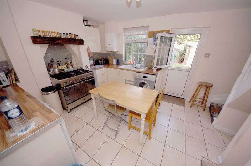 2 Bedrooms Semi Detached House for sale in The Street, Detling, Maidstone