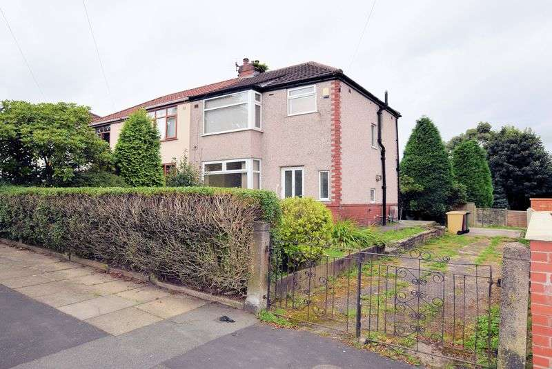 3 Bedrooms Semi Detached House for sale in Grange Road, Farnworth, Bolton
